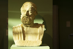Centrale Montemartini bust 1