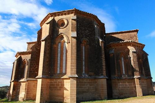 San Miguel de Foces, Ibieca Huesca.