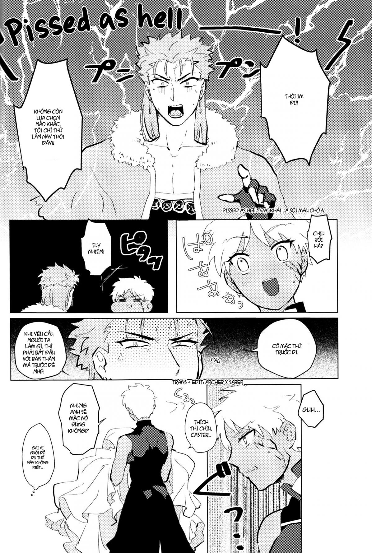 HentaiVN.net - Ảnh 11 - Seventh Heavens Story (Fate/Grand Order) - Oneshot