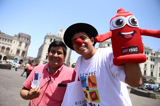 AHF Peru - HIV/AIDS Testing - AIDS Healthcare Foundation