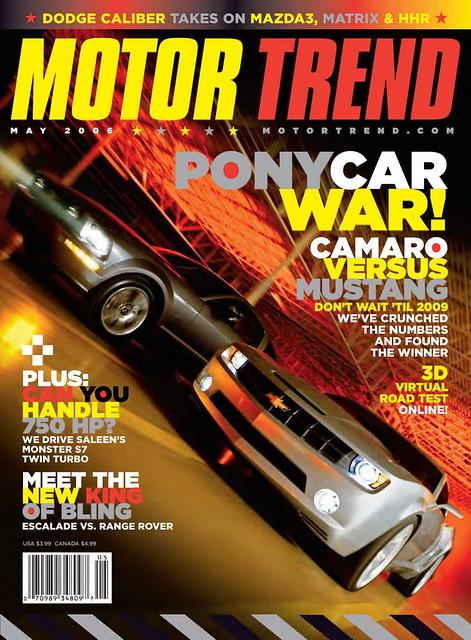 Motor Trend 5/2006