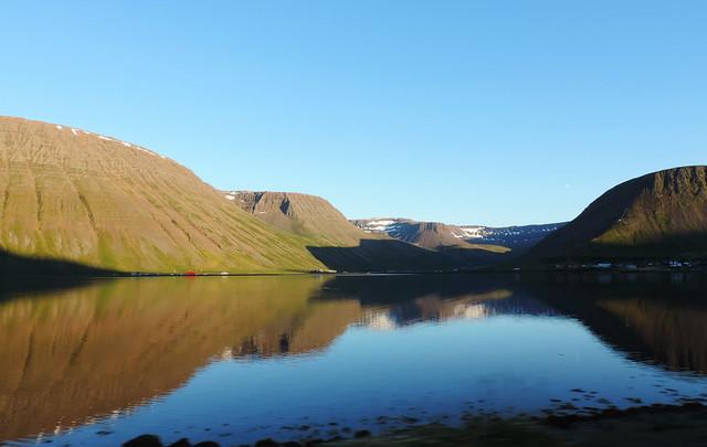 Ísafjörður , Westfjords, Iceland