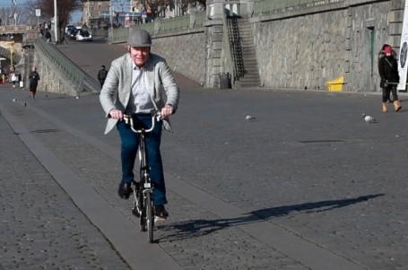 Zachraňte město, vyzývá letošní ročník soutěže Do práce na kole