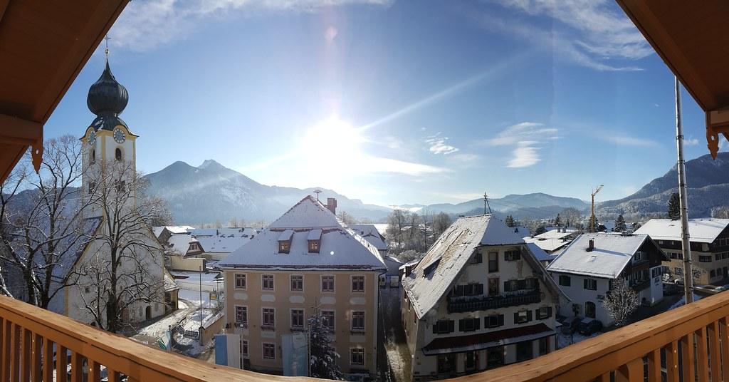 Winter in Grassau
