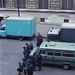 Paris Riot Police by paulgumbinger