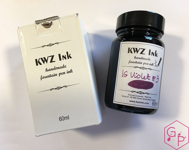 Ink Shot Review KWZI IG Violet #3 @BureauDirect 14