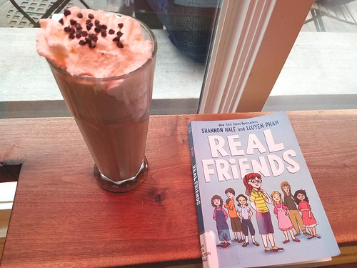 Cocoa and Real Friends