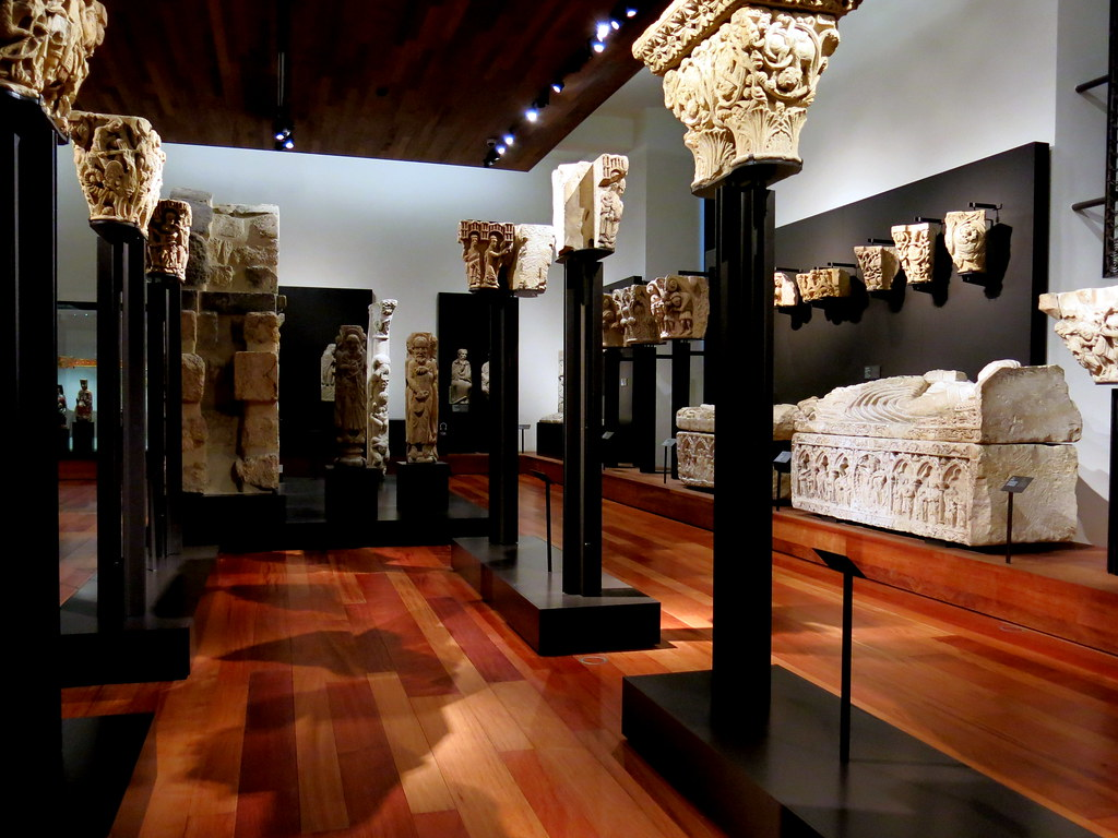 rincón del románico español o Edad Media de los cristianos peninsulares