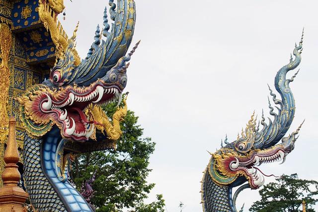 Rong Suea Ten Temple