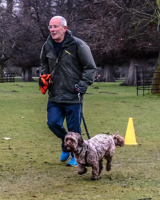 Doggy short lead