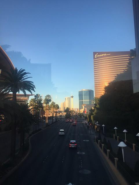 Las Vegas strip,  Encore building