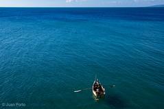 Haiti blue