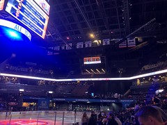 Colorado Avalanche @ New York Islanders, 11/05/17