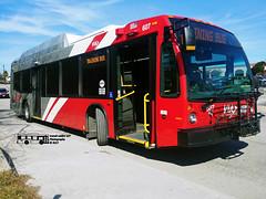 607 Training Bus