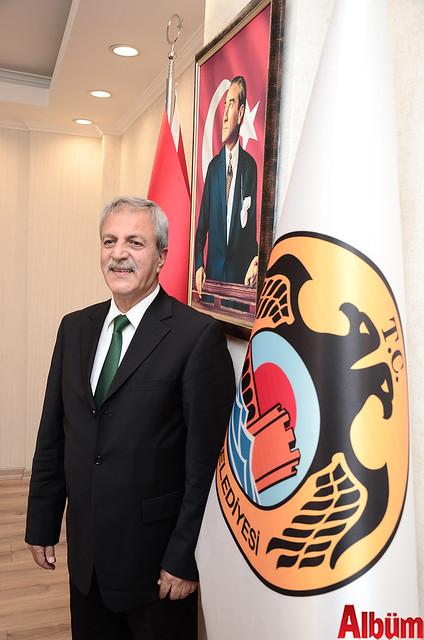 Alanya Belediyesi Yabancılar Meclisi Üyesi Abdullah Karaoğlu