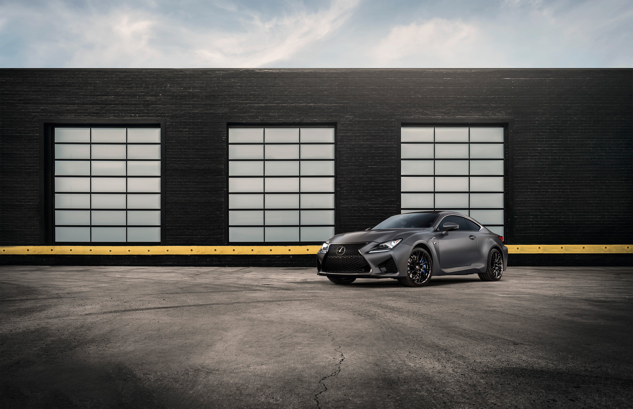 """Special edition GS F and RC F Models commemorate ten years of """"F"""" cars"""
