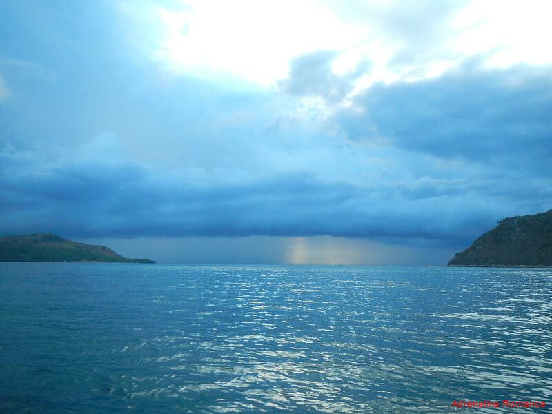 Faraway Thunderstorm