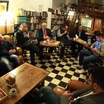 Συζήτηση με τον καθηγητή Γεώργιο Μπαμπινιώτη