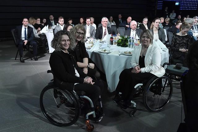 A Magyar Parasport Napja a Várkert Bazárban