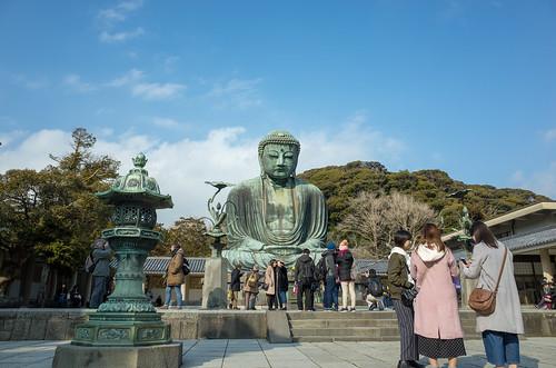 Kamakaura 大仏