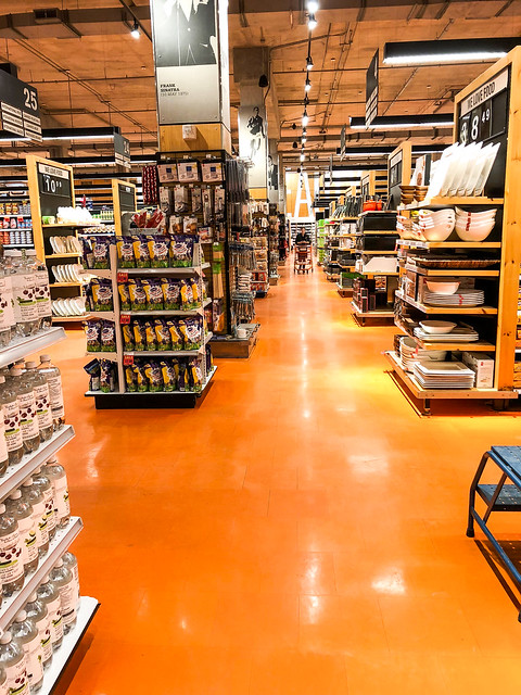 Tour of Loblaws at Maple Leaf Gardens