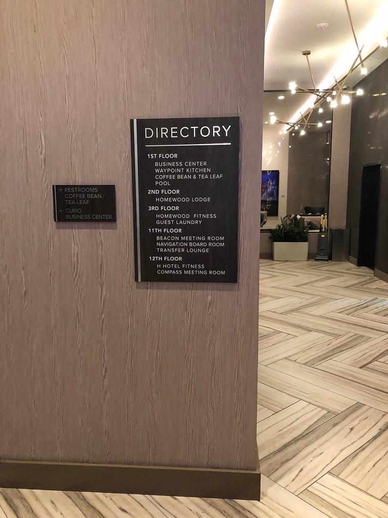 Hilton H Hotel LAX 10