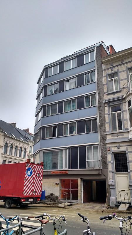 Residencias en Gante