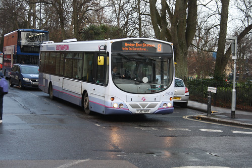 First Hampshire and Dorset 69248 YJ07WFP