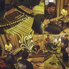 Diajak latihan lagi sama Kotekan Cempluk. :grin: #ethnic #music #traditional