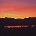 Waterhead Sunset (by Bernard Bibby)