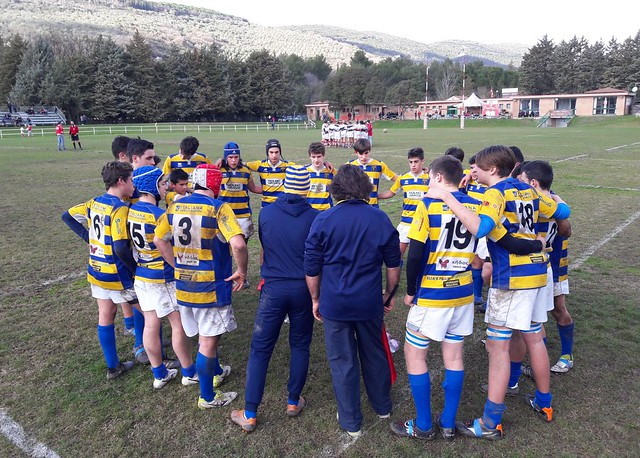 UNDER 16 - Stagione 2017/18 - Perugia vs RPFC (Foto Ruaro)