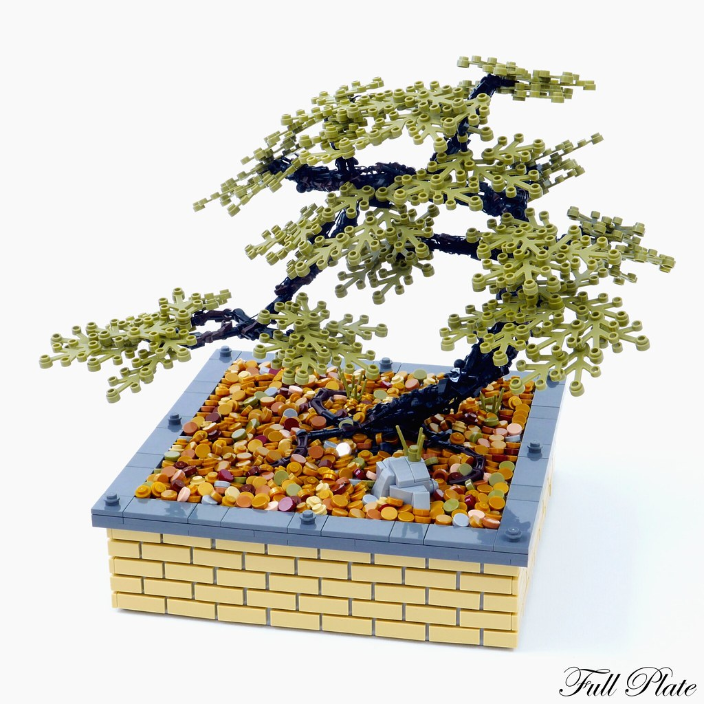 Brick Bonsai