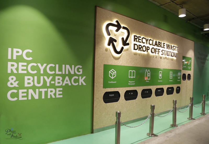 ipc shopping centre recycling
