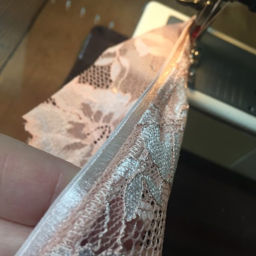 Made for Mermaids (Bridgette & Cheekie Panty); Lingerie Methods