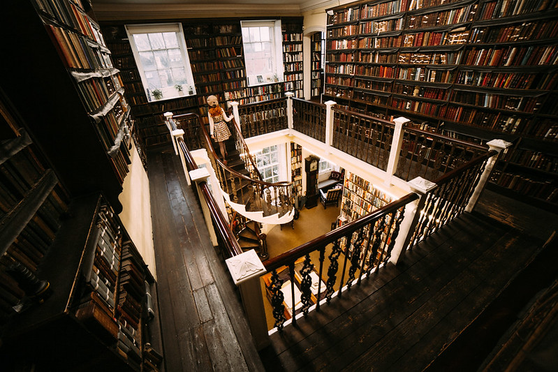bromley house library, library goals, nottingham, english libraries, uk travel blogger