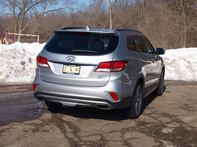 2018 Hyundai Santa Fe Limited Ultimate AWD