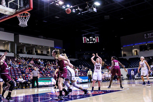 Women's Basketball vs. EKU