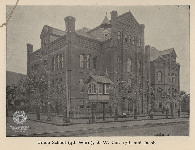 Union School (4th Ward), 1904