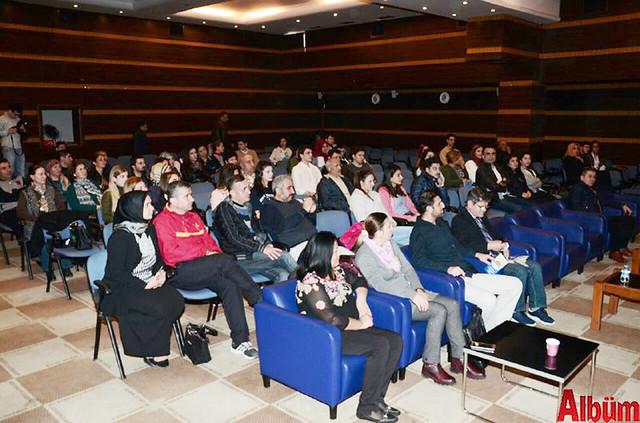 ALTSO Akademi tarafından son olarak 'Z Kuşağı' konulu seminer gerçekleştirildi