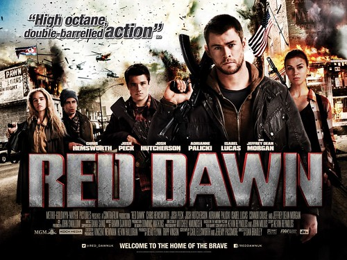 Red Dawn - 2012 - Poster 4