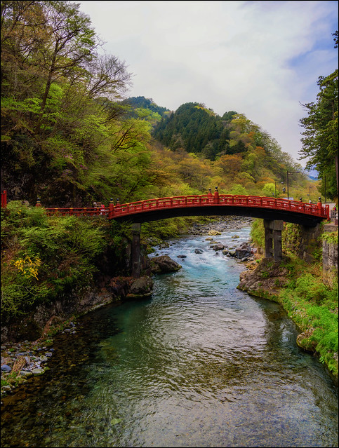 Shinkyo (The Sacred Bridge)