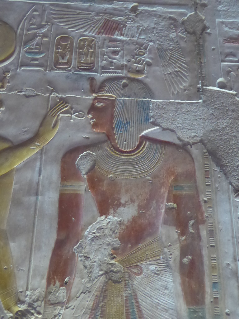 Seti, Abydos