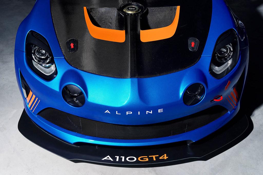 2018 - ALPINE A110 GT4