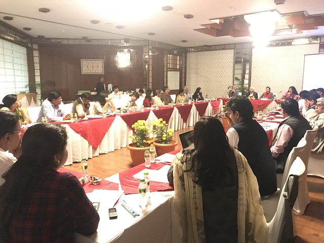 Rajasthan Priorities: Sector Expert Consultation on Governance and Institutions