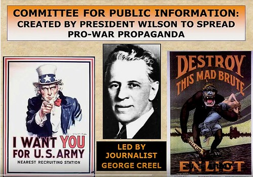 What Was The Creel Committee? by The Anti-Social Socialist