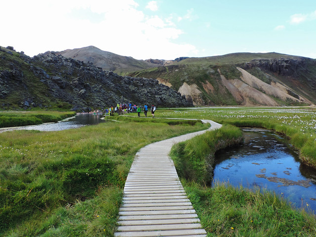 Landmannalaugar, Highlands, Iceland