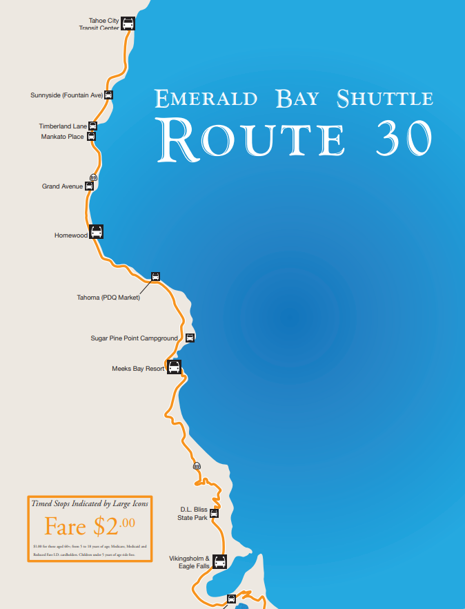 Emerald Bay Shuttle