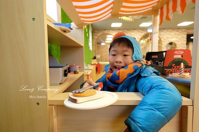 【新竹親子餐廳】大房子親子成長空間45
