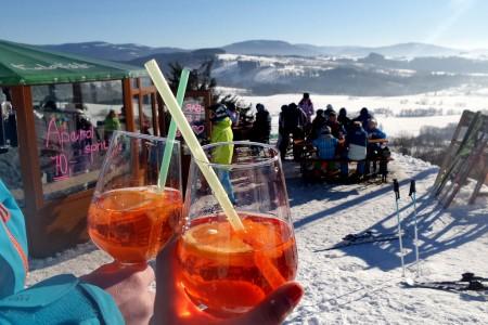 Kunčice - domácí středisko s alpskou atmosférou