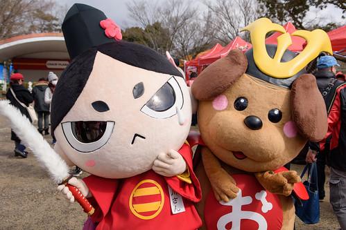 Imagawa-San(Shizuoka City, Shizuoka Pref.) & Okewanko(Okehazama, Midori Ward, Nagoya City, Aichi Pref.)